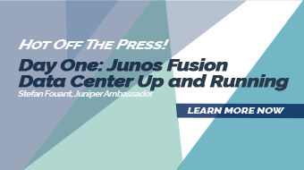 Day One: Junos Fusion